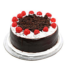 Black Forest with Cherry: Friendship Day Gifts Patna