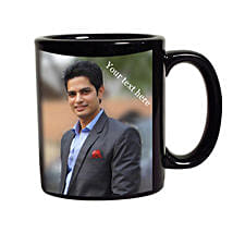 Black Mug Personalized: Personalised Gifts Bestsellers Birthday