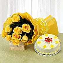 Boundless Love: Women's Day Flowers & Cakes