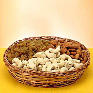 Bounty of Nuts: Gift Baskets Bengaluru