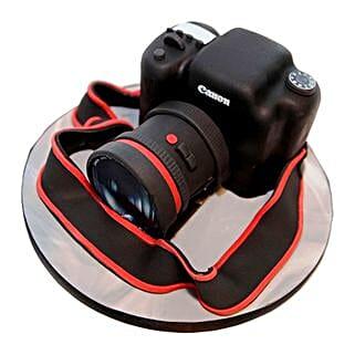 Camera Cake: Cakes for Friend