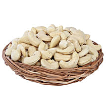 Cashews Basket: Send Gift Baskets to Hyderabad