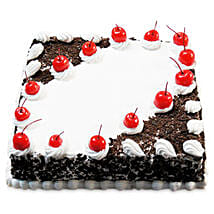 Cherry Blackforest Cake: Cakes to Welcome New Born