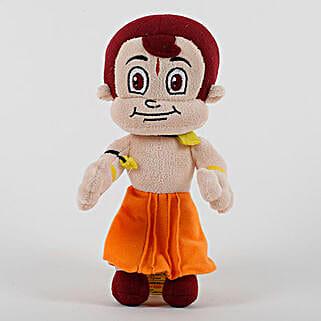 Chhota Bheem Soft Toy: Superhero Toys