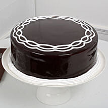 Chocolate Cake: Gifts to Satya Niketan Delhi