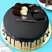Chocolate Cream Cake: Cake Delivery in Jamnagar
