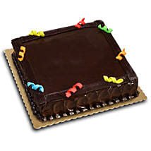 Chocolate Express Cake: Cake Delivery in Sivasagar