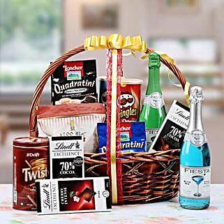 Chocolate Fanatics: Boss Day Gift Baskets