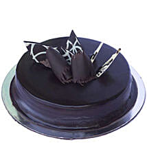 Chocolate Truffle Royale Cake: Eggless Cakes to Kanpur