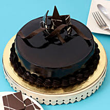Chocolaty Truffle Cake: Gifts to Alwar