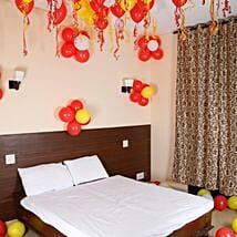 Colorful Balloons Decor Red White & Yellow: Gifts for Kids