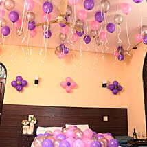 Colorful Balloons Decor: Premium & Exclusive Gift Collection