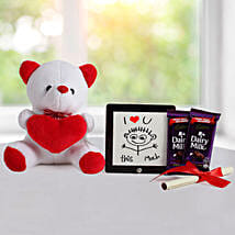 Cute Love Gift: Teddy Day Gifts