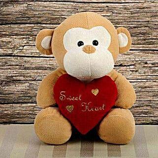 Cute Monkey Toy: Soft toys for birthday