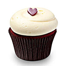 Cute Red Velvet Cupcakes: Cup Cakes to Pune