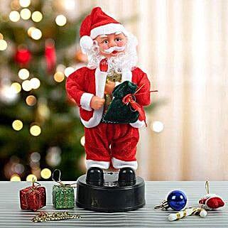 Dancing Santa Claus: Soft toys for Him