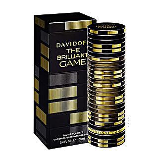 Davidoff The Brilliant Game EDT For Men: Buy Perfume