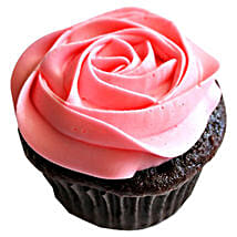 Delicious Rose Cupcakes: Send Cup Cakes to Noida