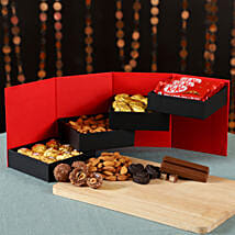 Delightful Chocolates & Dry Fruits: Gift Combos