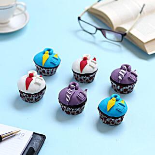 Designer Cupcakes For Dad: Cupcakes