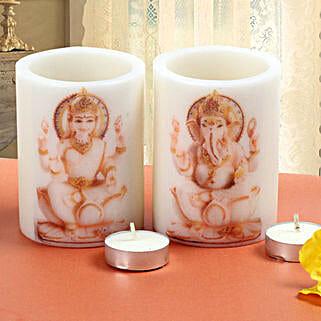 Divine Candles: Send Diwali Gifts to Rajkot