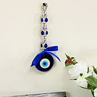 Elegant Evil Eye Hanging: Home Decor for Diwali