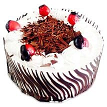 Exotic Blackforest Cake: Cakes for Husband