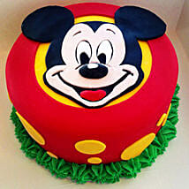 Fabulous Mickey Mouse Cake: Cake Delivery in Hyderabad