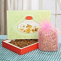 Fervor Sweet N Crunch: Sweets & Dry Fruits for Bhai Dooj