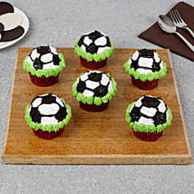 FIFA Special Cup Cake: Cup Cakes to Ghaziabad