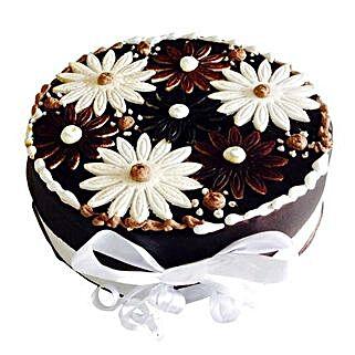 Floral Cake: