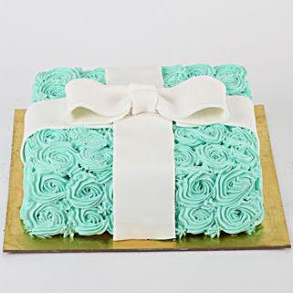 Floral Designer Cake: Send Designer Cakes