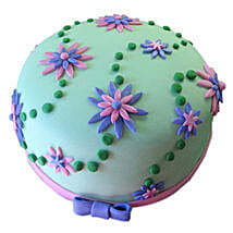 Flower Garden Cake: Cake Delivery in Alwaye