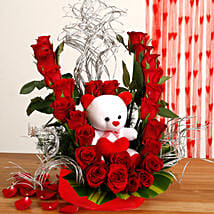 Flowerly Yours: Send Flowers & Teddy Bears to Hyderabad