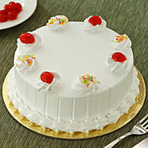 Fresh Vanilla Cake: Cake Delivery in Sirohi
