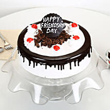 Friendship Day - Black Forest Cake: Friendship Day Gifts Shopping