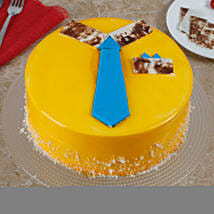 Funky And Delicious Mango Cake For Dad: Cakes for Father's Day