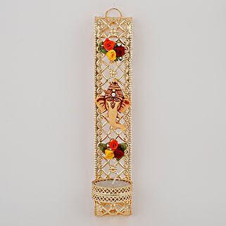 Ganesha T Light Door Hanging: Diwali Gifts for Her