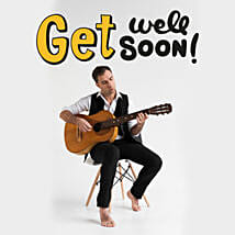 Get Well Soon Tunes: Gifts N Guitarist Service