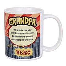 Grandpa Mug: Gifts for Grandparents