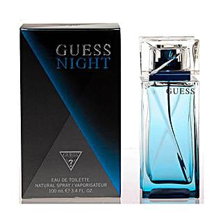 Guess Night For Men EDT Spray: Gift for Boyfriend