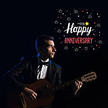 Happy Anniversary Romantic Tunes: Gifts N Guitarist Service