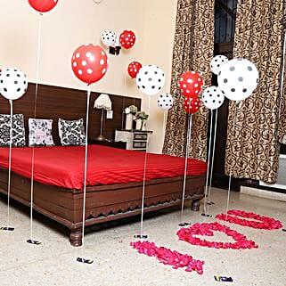 Helium Party: Room Decorations