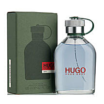 Hugo Man By Hugo Boss Mens EDT Spray: Perfumes for Him
