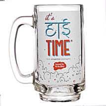It is High Time Beer Mug: Funny Gifts