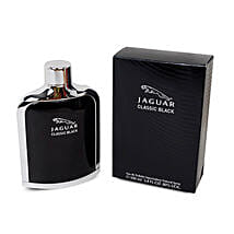 Jaguar Classic Black For Men: Perfumes for Him