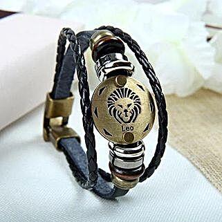 Leo Unisex Bracelet: Gifts for Leos