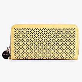 Lino Perros Yellow Wallet: Buy Wallets