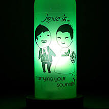 Marrying Your Soulmate Lamp: