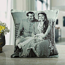 Memories Forever Personalized Cushion: Personalised Cushions for Valentine